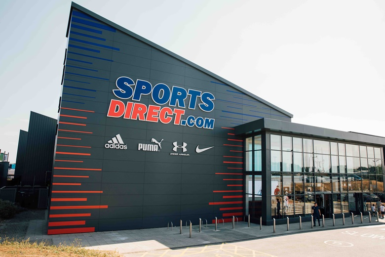 Sports Direct in Thurrock